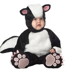 infants and toddlers 90635 baby skunk costume lil stinker
