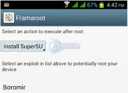 framaroot 1 8 0 apk how to root using framaroot apk one click appuals