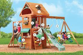 Big Backyard Replacement Parts Products Big Backyard Play Set