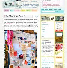 Lifestyle Blog Design My Favorite Design U0026 Lifestyle Blogs Hammertown