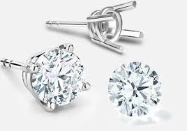 make your own earrings studs diamond earrings brilliant earth diamond jewelry
