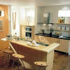 Design Of Small Kitchen Kitchen Cozy Small Kitchen Design For Condo With Wood Laminated
