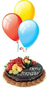 deliver birthday cake and balloons online cake order bangalore order birthday cake and flower