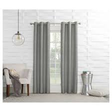 Thermal Curtain Lining Which Side Out Sun Zero Curtains Target