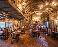 restaurants in branson mo big cedar lodge devil s pool restaurant