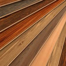 types of laminate flooring