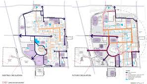 Airport Floor Plan by Maps Drawings Unlv Campus Master Plan University Of Nevada