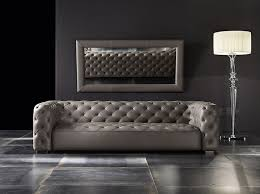Genuine Leather Sofa And Loveseat The Barney Sofa And Loveseat From Lof U0027s Italy Hand Tufted And
