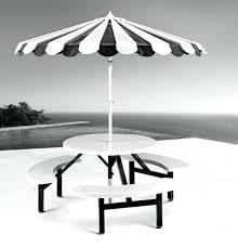 Patio Umbrella White Pole Patio Umbrella White Pole Bar Furniture Curved Trendy Table Medium