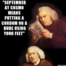 Samuel Johnson Meme - samuel johnson is having none of your shit meme on imgur