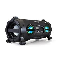 Rugged Boombox Pyle Pbmspg130bk Home And Office Portable Speakers Boom