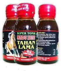 madu racikan kejantanan asli super tonik ramuan tahan lama