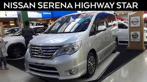 nissan serena 2010 nissan serena highway star exterior and interior walkaround