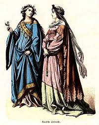 history of fashion medieval