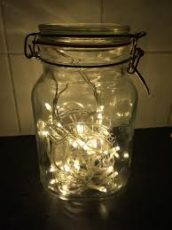 Battery Operated Fairy Lights by Fairy Lights In A Jar Battery Operated Lights Primark Kilner Jar