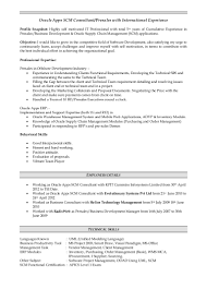 Oracle Resume Sample by Oracle Resumes 3 Years Free Resume Example And Writing Download