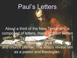 paul u0027s letter to the romans and the deutero pauline epistles