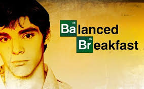 Walt Jr Breakfast Meme - in breaking bad walter and skyler both have blue eyes