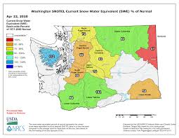 Map Of Washington Coast by Owsc A Review Of Winter 2009 2010