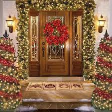 exterior cool outdoor decorations ideas front