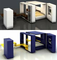 Affordable Simple  Stylish FoldOut Bedroom Design - Affordable bedroom designs