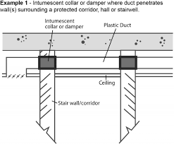 plastic ducting for ventilation technical insight part b ventilation ducts in dwellings build