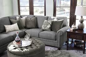 ashley furniture tufted sofa decor immaculate ashley furniture replacement cushions sofa in grey
