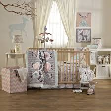 bedroom baby bedding decoration coral color neutral elephant
