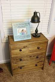 furniture dark ikea nightstand with drawers on cozy masland