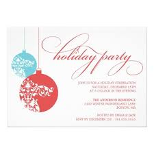 Christmas Ornament Party Invitations - 21 best holiday party invitations work images on pinterest