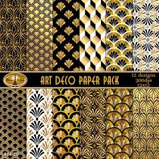 deco wrapping paper deco paper pack 12 digital backgrounds deco digital