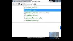 Microsoft Silver Light Configurar Silverlight En Chrome Youtube