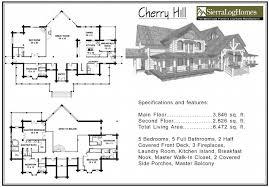 log home designs and floor plans sierraloghomes