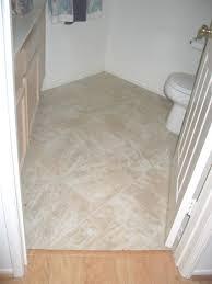 installing linoleum flooring in bathroom wood floors