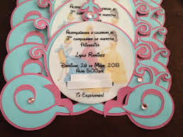 princess carriage invitations letscreateit etsy 35 00