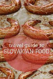 bratislava cuisine a guide book to slovakian food everything you want to about