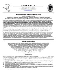 15 chef cover letter sample job and resume template