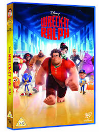 wreck ralph dvd amazon uk john reilly jack mcbrayer