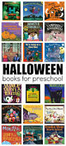 the ultimate list of halloween books for preschool no time for