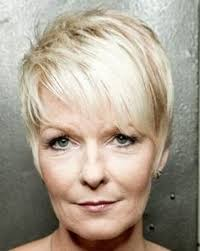 fine thin hair cut pictures for older women fine older women hair style and color for woman