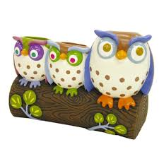 cute owl toothbrush holder for kids u2022 owl delights