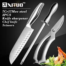 japanische k che xituo 3 stücke küche sets japanische küchenmesser 7 kochmesser