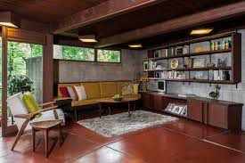 looking kas rugs in family room midcentury with my houzz next to