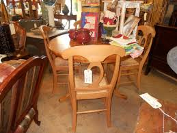 Pottery Barn Dining Room Tables Oak Wood Back Ladder Dining Chairs Pottery Barn Dining Room Tables
