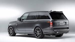 range rover autobiography black edition manhattan and london edition range rovers by overfinch cost 300k