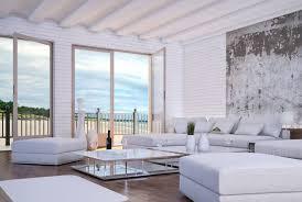 Modern Beachy Interiors Decorating Your Home Decor Diy With Good Stunning Loft Living Room