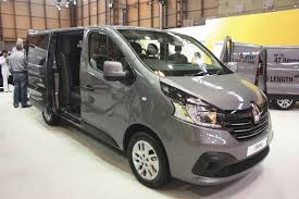 renault minivan f1 new vans centre stage at cv show bus u0026 coach buyer