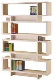 Floating Bookcases 23 Unique White Modern Bookcases Yvotube Com