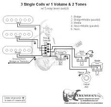 3 single coil pickup wiring diagram wiring diagram and schematic