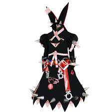 halloween anime pictures halloween guilty gear xrd sign elphelt valentine cosplay costume